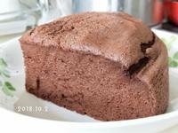 電鍋蒸蛋糕-巧克力蛋糕(8吋)