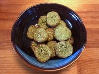 抹茶燕麥餅(減糖)/小烤箱