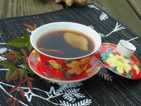 [趁熱品嚐]女孩每月保養飲品--黑糖薑茶