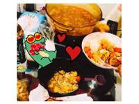 蘋果風味咖喱飯(甜滋版)