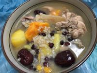 滋補養生雞湯~原民風味
