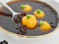 南瓜湯圓°紅豆紫米湯