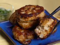 蓮藕雞胸肉餅