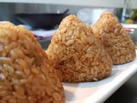日式醬油烤飯糰