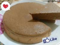【晴】居家小作- 可可蛋糕
