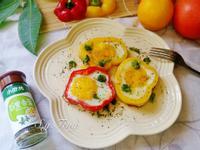 百里香奶油太陽蛋
