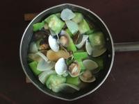絲瓜蛤蜊湯