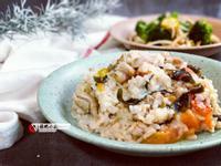 蕃茄雞肉燉飯(電鍋版)
