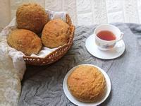 蜂蜜紅茶核桃麵包