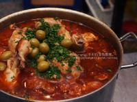 經典一鍋燉料理-獵人燉雞