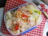 海味培根高麗菜~超簡單便當菜