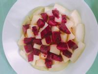 水果蛋白質鬆餅