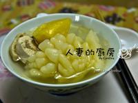 【電鍋料理】鳳梨苦瓜雞湯
