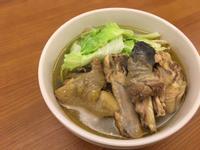 簡易麻油雞湯