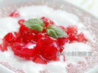 泰國甜品紅寶石
