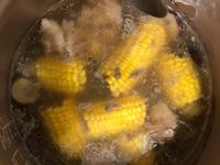 玉米香菇排骨 萬用鍋