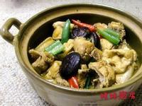 黄燜雞米飯