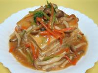 素食千層豆腐