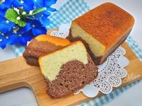 雙色生酮蛋糕
