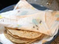 墨西哥捲餅 (Spelt麥粉版本)