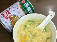 暖心玉米蛋花湯~省力10分鐘