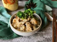 雞肉菇菇燉飯