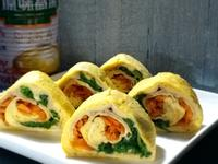 日式高湯野菜玉子燒/厚蛋燒  -低醣