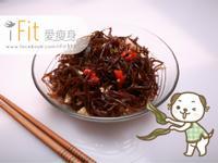 【愛瘦身】低卡涼拌海菜