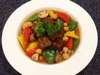雪蓮子燉牛肉