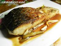 ㄚ曼達的廚房~紅燒草魚