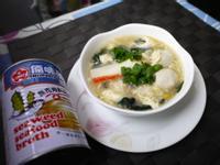 吻魚玉米芽菜湯(牛頭牌昆布高湯)