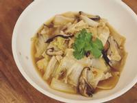 白菜滷(日式柴魚簡易版)