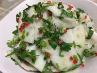 涼拌大頭菜~開胃菜
