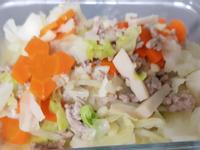 記憶中的便當菜:炒高麗菜