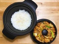 韓式泡菜炒豬肉+白飯