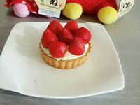 草莓卡士達塔