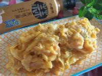 蒜油黃金泡菜(兒童不辣版)