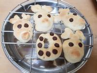 親子手作:聖誕麋鹿麵包vs萬聖節麵包