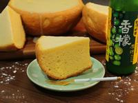 香檬糖霜蛋糕