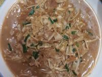 金針菇炒肉