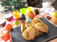奶油檸檬香草經典蝴蝶烤雞~聖誕Party