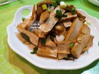 【家常菜】涼拌豆干