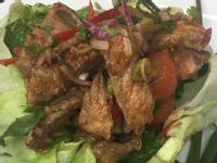 泰式牛排沙拉