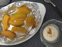 烤南瓜沾醬(小烤箱版)