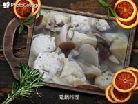 雞肉丸子蛤蜊湯