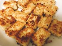 炸雞蛋豆腐