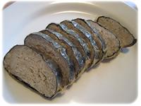 自製豆包素魚