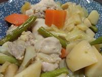 味噌馬鈴薯燉肉(電鍋)