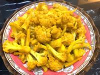 咖喱花椰菜