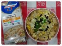 雞肉親子丼(史雲生雞湯)